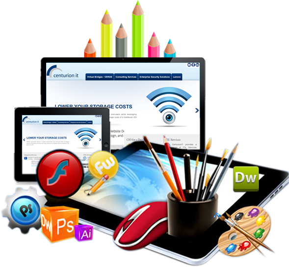 web design services offered by sopan technologies